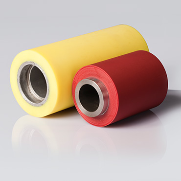 PU-Covered rollers
